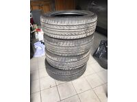 4 x Goodyear Assurance Fuel Max tyres 205/60 R 16