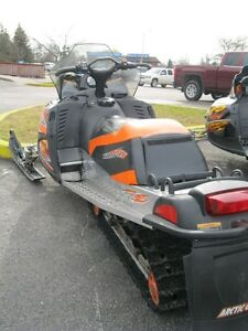 2008 Arctic Cat CrossFire 8 Sno Pro Kitchener / Waterloo Kitchener Area image 5