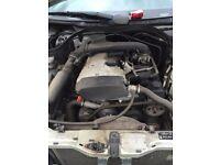 Mercedes c180 engine and auto box