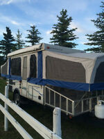 2004 RT Starcraft Tent Trailer Toy Hauler