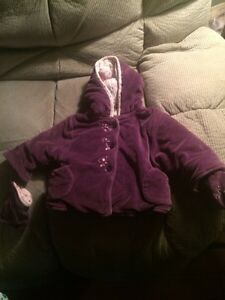 0-12 month snow suit  3 month winter coat London Ontario image 2