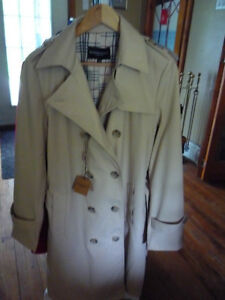Trench Coat, size XL woman