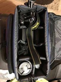 Nikon d5100 plus extras