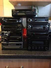 10 cd players including vdo navigation unit