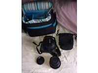 Nikon camera set