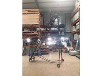 Ladder Mobile Platform