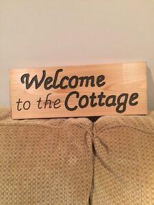 Cottage signs Kitchener / Waterloo Kitchener Area image 8