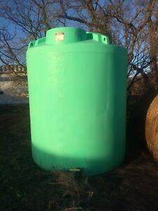 2500 gallon Enduraplas tanks Moose Jaw Regina Area image 1