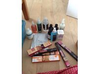 Beautician bits and bobs reduced price