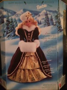 Special Edition Happy Holidays Christmas Barbie! NEW London Ontario image 2