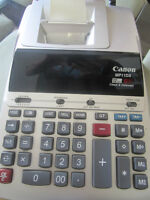 Calculatrice Canon