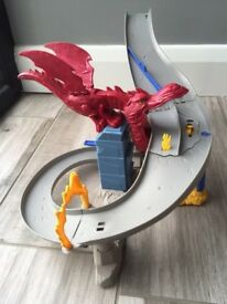 Dragon HOT WHEELS track