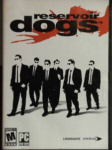 PC GAME: Reservoir Dogs - 2006. MINT condition!