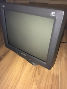"Phillips 16"" monitor"