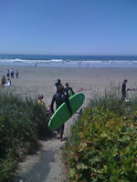 ***Surfs up! Join us in Tofino this wked (no experience req'd)