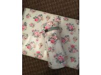 Cath kidston baby changing mat and bottle warmer