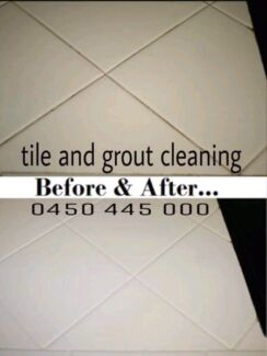 Tile and grout cleaning services sydney  Greenacre Bankstown Area Preview
