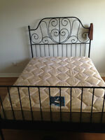 Black IKEA Bedframe For Sale!