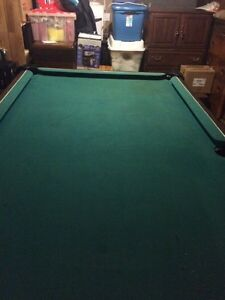 Pool table  Belleville Belleville Area image 2