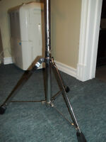Musician stand for stool seat/other