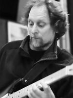 Jazz Camp 7/30 - 8/2. Study with jazz guitarist Paul Renz