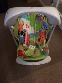 Fisher price woodlands friends swing