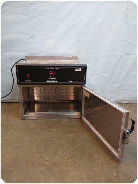 CMP CONTINENTAL METAL PRODUCTS DSW3AE-18  BLANKET WARMING CABINET ! (233249)