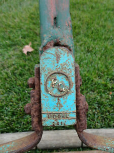 Vintage Great American Late 1940's Reel Push Mower -Still Works Kitchener / Waterloo Kitchener Area image 3