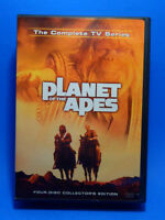 DVD Planet Of The Apes Tv Series