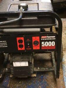 Coleman 5000 watt