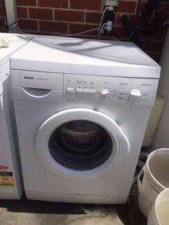 great working MAXX 1200 6.5 kg BOSCH washing machine , can delive