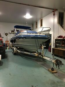 1987 SeaRay Monaco 21'with trailer and extras Forsale by Owner