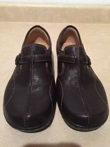 Women's Naturalizer N5 Comfort Leather Slip-On Shoes Size 11 London Ontario image 4