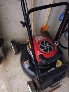 "Craftsman 700 21"" lawn mower"