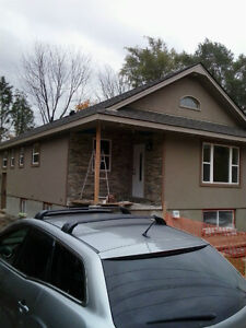 Stucco Application New or Old.....TRW Contacting ltd Cambridge Kitchener Area image 4