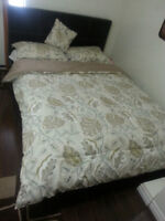 Almost new Bed and Mattress