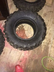 Atv tires and rims for sale! St. John's Newfoundland image 4