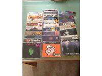32 x CD Singles (various)