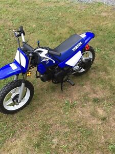 2011 Yamaha PW50 Comes with training wheels