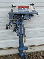 Evinrude 2HP MATE 2 Outboard Motor