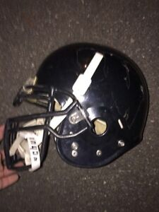 Used Shutt and Riddell football helmets   Various conditions