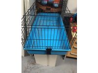 LARGE RABBIT / GUINEA PIG CAGE