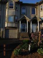 Townhouse-pet and smoke free environment/furnished
