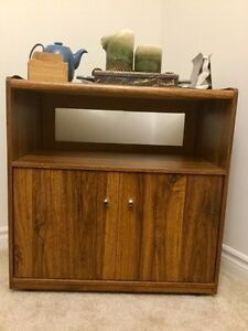 Nightstand/ tv stand / dining caddy