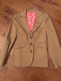 Boden Blazer / jacket size 6