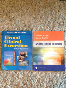 Nursing Textbooks for Critical Thinking