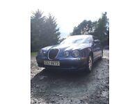 Jaguar S Type v6 2.5 LPG Conversion