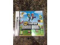 Super mario Bros DS game