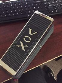 Vox Wah and Holy Grail Nano