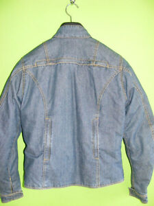 Ladies - Denim Riding Jacket - Tourmaster - Large at RE-GEAR Kingston Kingston Area image 2